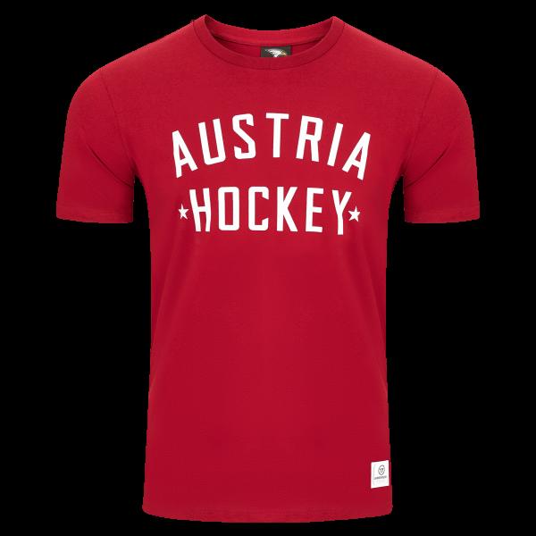 T-Shirt AUSTRIA HOCKEY